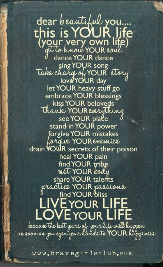 This is Your Life!